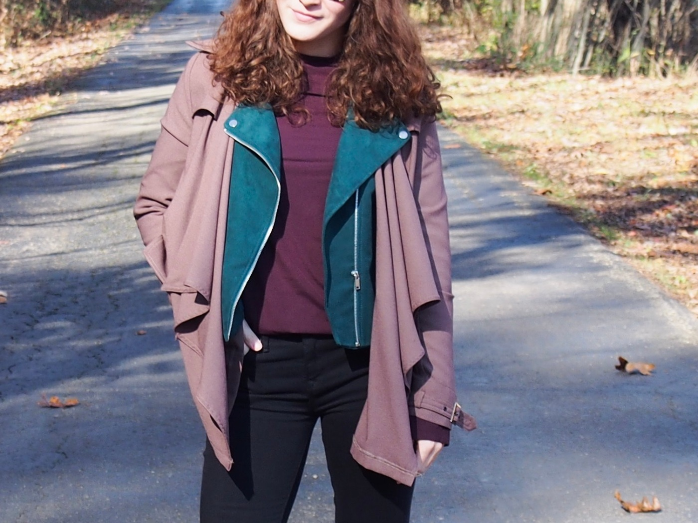 Layered jackets