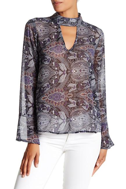 keyhole-blouse