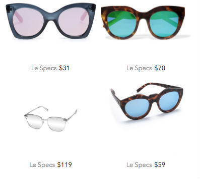 Le specs sunglasses