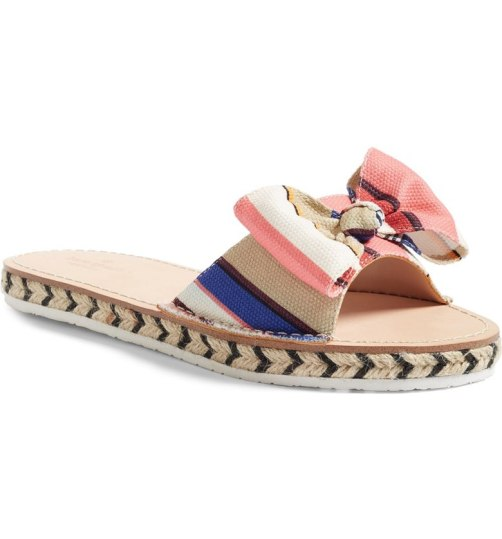 Kate Spade Bow Espadrille
