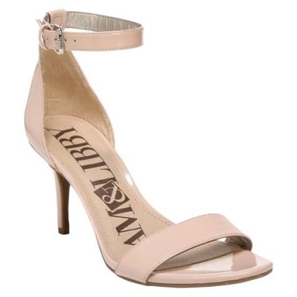 Womens nude sandal