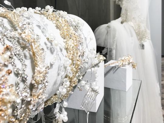 Davids Bridal accessories