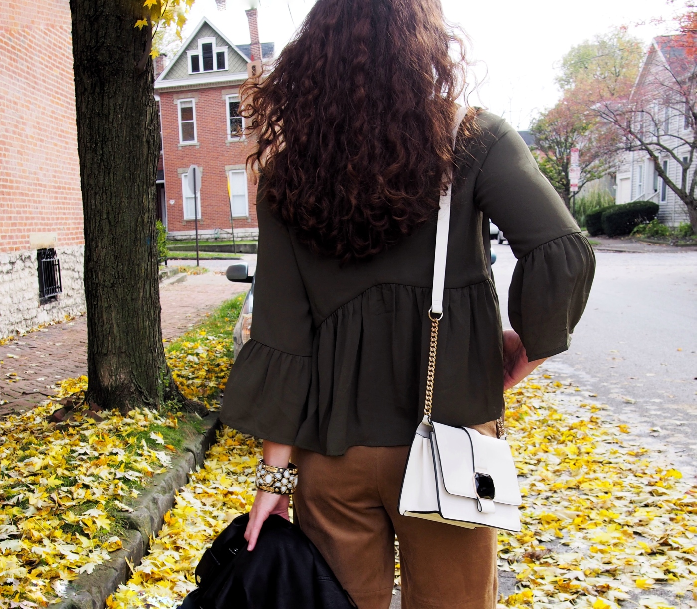 Fall outfit color ideas