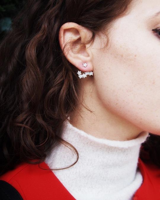 Star ear jacket