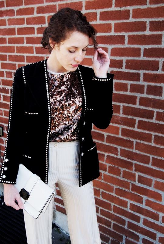 Vintage Chanel blazer