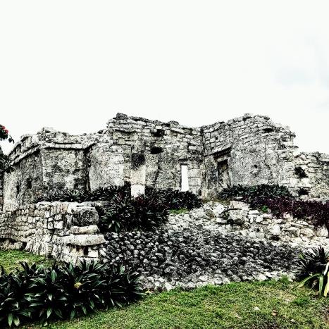 Ruins Tulum Mexico