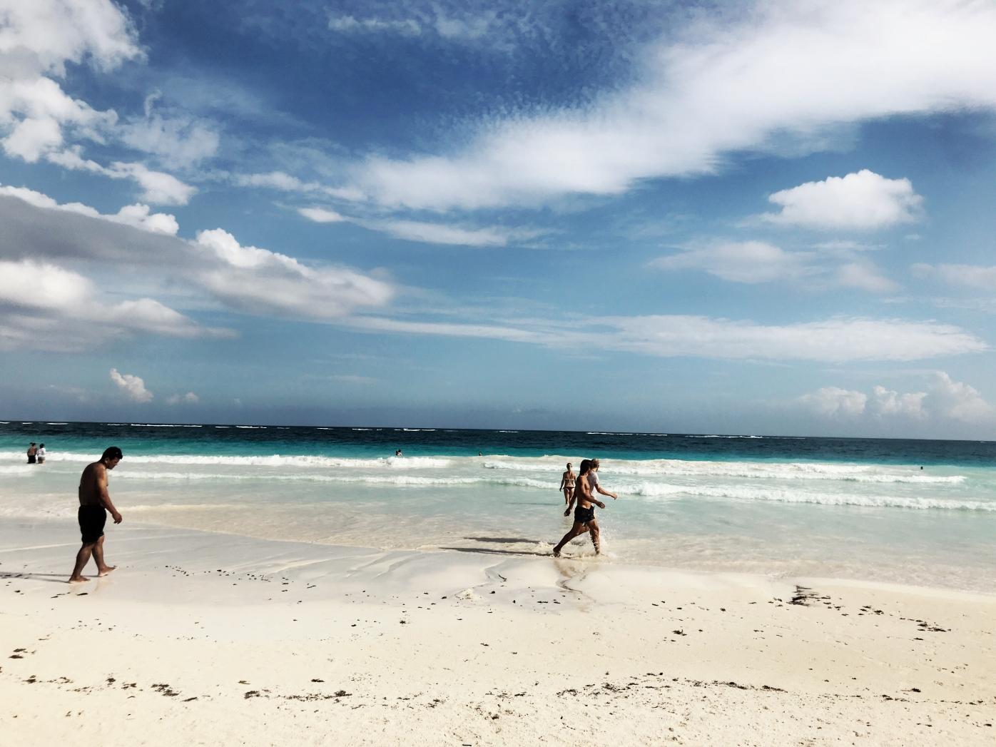 zamas beach tulum