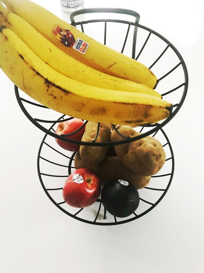 modern fruit bowl