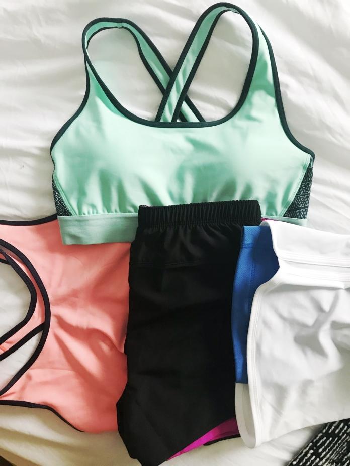 summer activewear