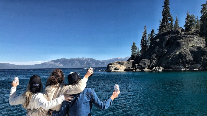 Ultimate girls weekend in Lake Tahoe